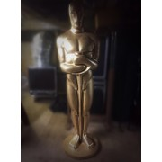 Фигура Оскара 3D